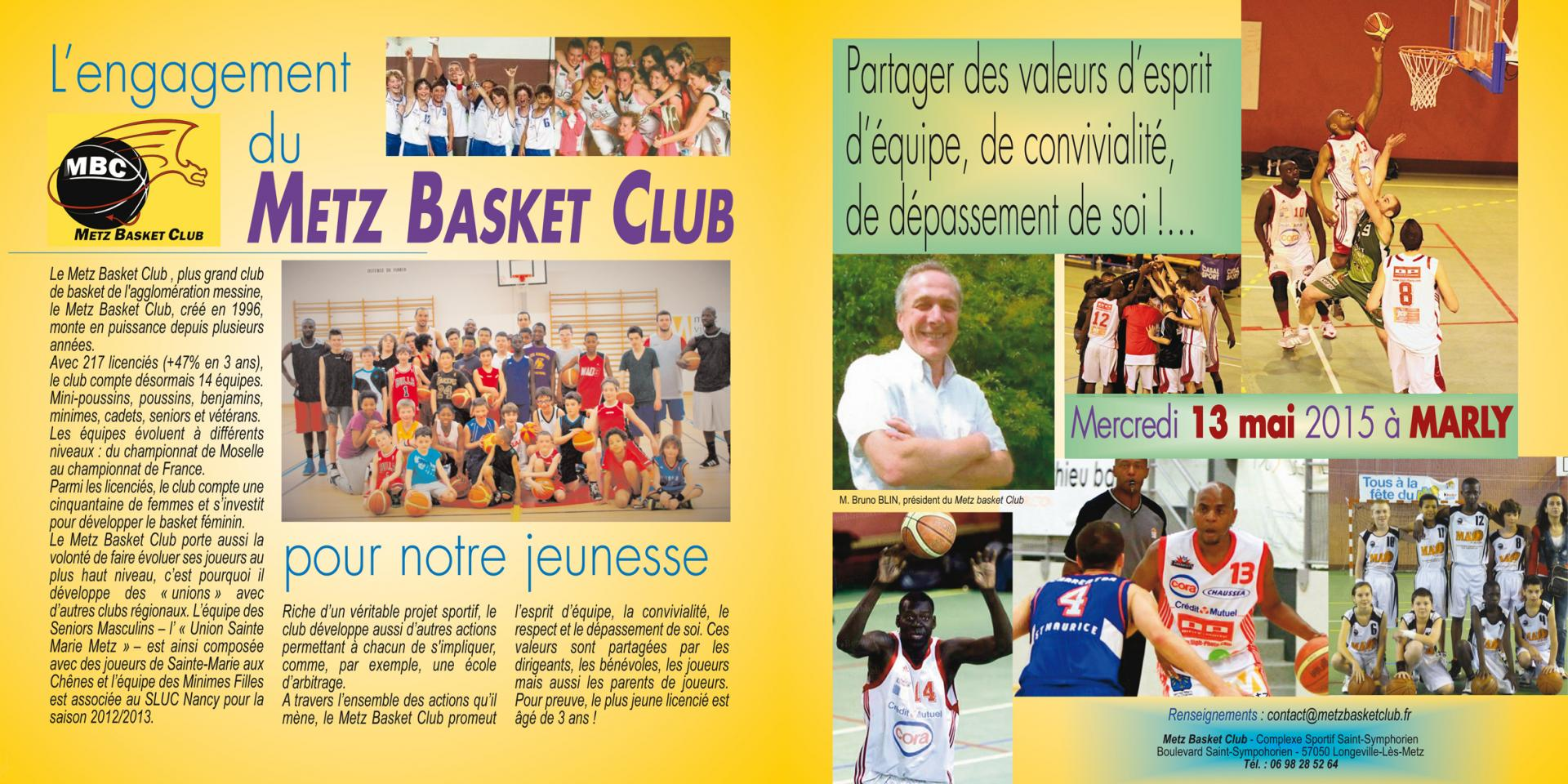 Metz baskett