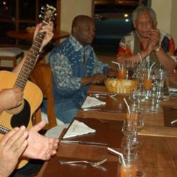 Jonas Rano - colloque de Nouméa