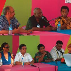 Discours de Jonas Rano à lire en Polynésie